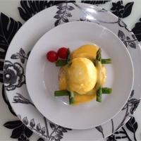 『蟹のエッグベネディクト』☆ &【ポーチドエッグ】•【オランディーヌソース】の作り方♪♪