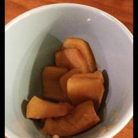 林檎とクリームチーズのマフィン♪