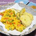 色鮮やかで食も進む「とうもろこしと枝豆のかき揚げ」甘さがおいしいレシピ。 by akkeyさん
