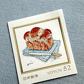 パンの切手