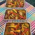 オーブン任せで楽々レシピ、タンドリーチキンをアレンジしてボリュームアップ!!