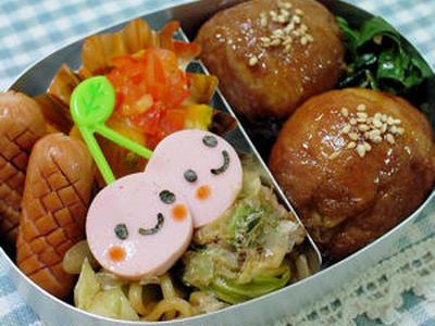 >さくらんぼchanのお弁当 by ssmamaさん