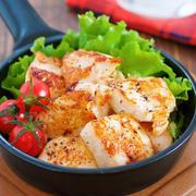 むね肉 de 塩レモンペッパーチキン【#作り置き #お弁当 #漬けて焼くだけ #主菜】