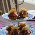 簡単☆可愛く美味しい☆レモンのプチケーキ