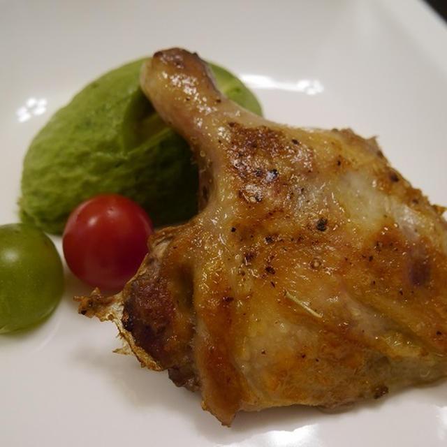 ★ 鶏・ナス・オクラで