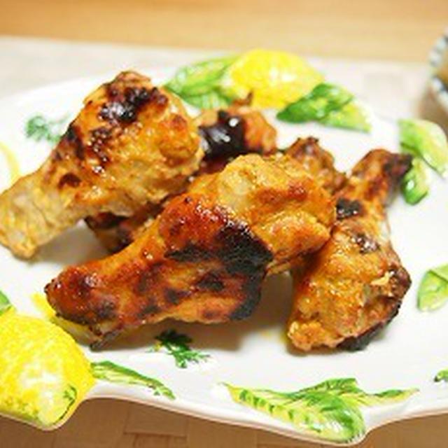 ■レシピ■オリジナルカレーの配合で 柔らかタンドリーチキン