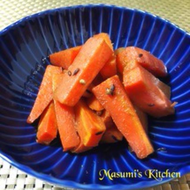 【レシピ】おきなわ食材レシピネットでニンジンのサブジをご紹介♪