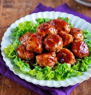 ♡豆腐肉団子の中華あんかけ♡【#簡単レシピ#ヘルシー#ひき肉#時短#節約】