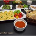 つけスパゲティに色々トッピング♪de次男ちゃんの退院プチお祝い☆ by strawberry-macaronさん