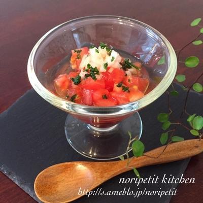 くらしのアンテナ<お豆腐アイスバー>♡とシンプルおいしいTop's風トマトサラダ♡
