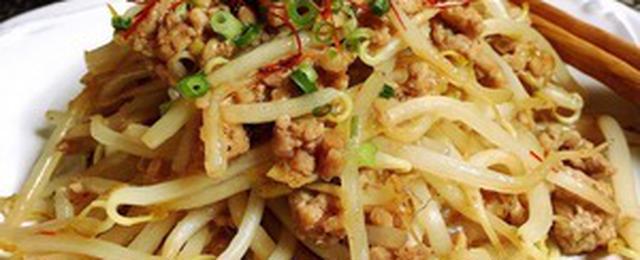豚ひき肉のレパートリーを増やそう♪15分以内で作れる炒め物レシピ