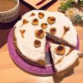 【ヘルシースイーツ】フライパンでたったの15分!米粉のふわふわコーヒーケーキ