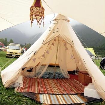 最近のキャンプサイト