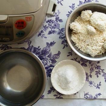 基本の塩麹の作り方