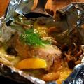 フライパンで作れちゃうよ「鮭のチーズホイル焼き」