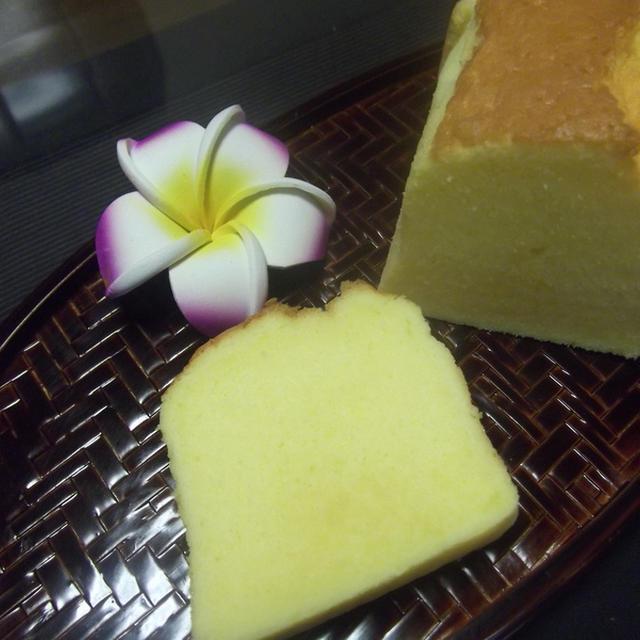 生クリームdeパウンドケーキ