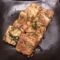 豆腐のカリカリ揚げ~♪