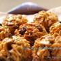 ミックスナッツ&フルーツのドロップクッキー