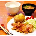 お酢×バルサミコ酢deさっぱりトンテキ♪(レシピ) by naoさん