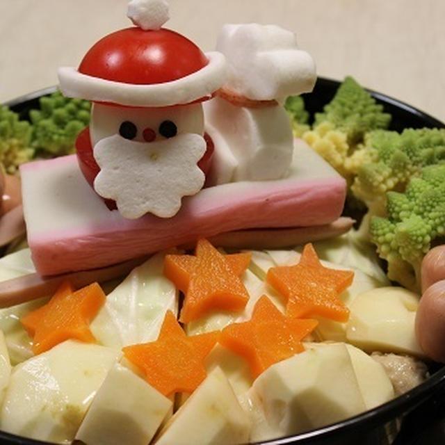 クリスマス★キャベツ丸ごとコンポタ鍋