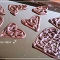 『飾りハートチョコ★』の作り方♪ by マナニナさん
