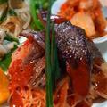 「ビビン麺のタレ」