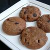 Wチョコバニラのソフトクッキー