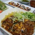余り物deジャージャー麺^^