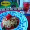 カマスのペパー漬け燻製パスタ  by 青山 金魚さん