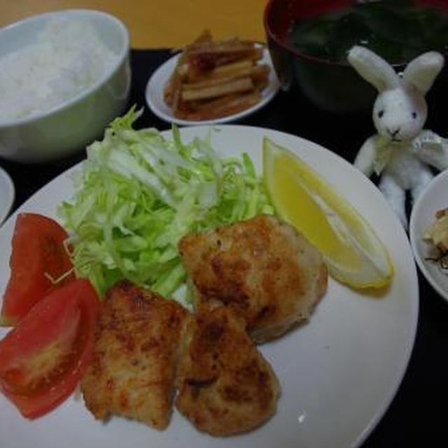 塩麹☆鶏の唐揚げ