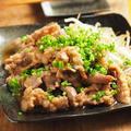 フライパン焼肉、フライパンで簡単肉料理