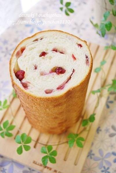 ベリー&クリームチーズのラウンドパン