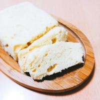 【レンジで3分】ふかふかもっちもち!豆腐と米粉の蒸しパン