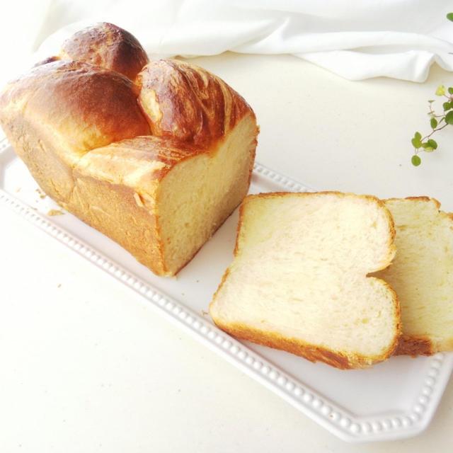 パイシートでデニッシュ風食パン