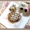 【バナナクリーム生チョコパヌッキー】ホットケーキミックスで簡単スイーツレシピ