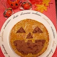 ハロウィン★オランタンのスイートポテト&【掲載】【キャラ弁】お月見おにぎりのお弁当♪