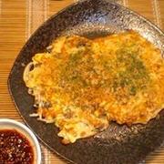 納豆腐サクふわ焼き