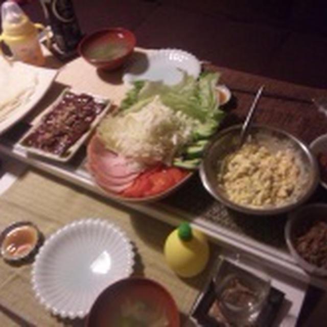 #11 コナモン野菜手巻き