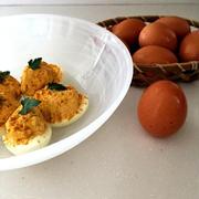 つるんとむける~我が家の茹で卵の作り方