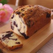 ココアマーブルのパウンドケーキ☆簡単お洒落なプレゼント菓子