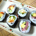 <巻き寿司三昧>
