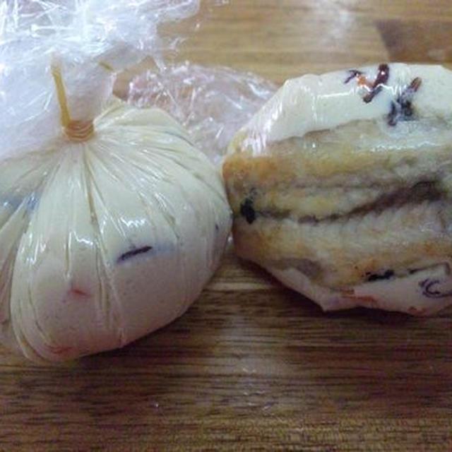 ウナギの豆腐蒸し、吉野餡:ウナギ料理