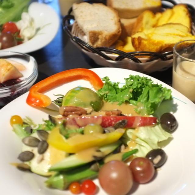 野菜がおいしいレストラン☆朝食 セゾン美術館 ここ最近のcookpadさんでの動き