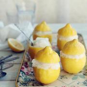 爽やかひんやり♪少ない材料ですぐ作れる「レモンシャーベット」