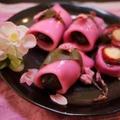 ひな祭りに☆白玉粉でもっちもち桜餅 by とまとママさん