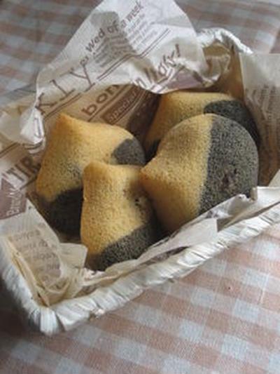 米粉の栗マフィン
