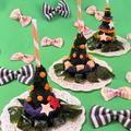 ハロウィン魔女の帽子★お寿司ポップス