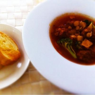 Ikeaのミートボールと根菜のスープ By Daffodilさん レシピブログ