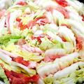 白菜と豚肉の定番★ミルフィーユ