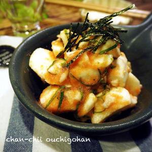 あっさり、さっぱり♪箸休めに食べたい「たたき長芋」おかず5選
